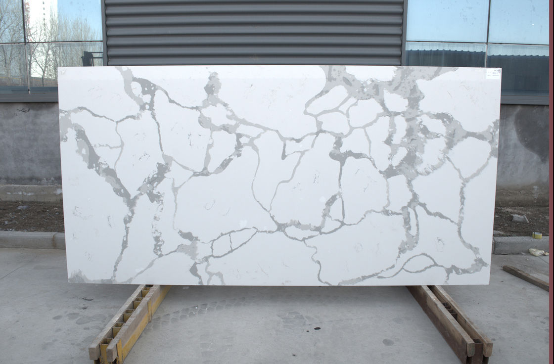 Commercial Solid Stone Countertops For ADA Night Stand Bar Material Optional